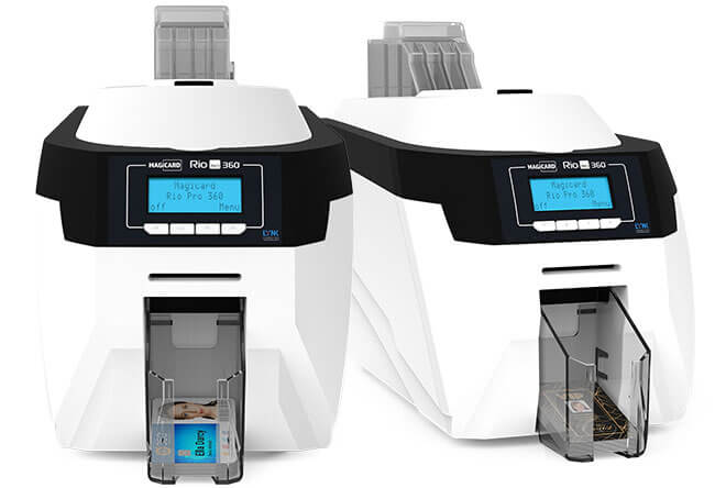 MAGiCARD ID printers and consumables